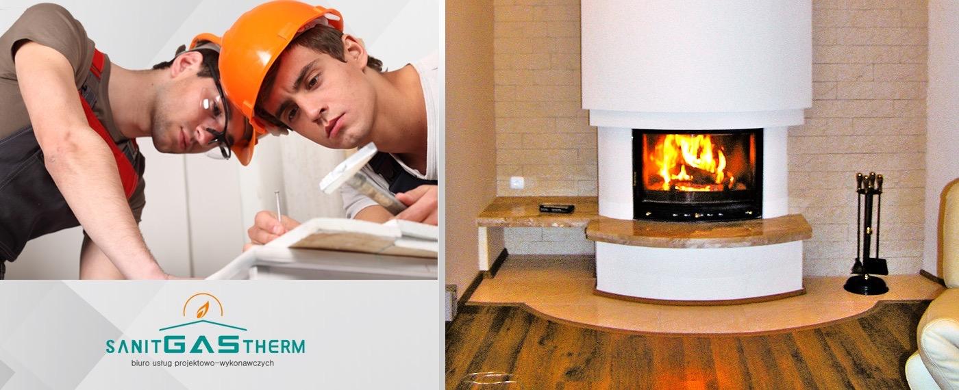 Projektowanie i budowa instalacji grzewczych, wentylacyjnych, gazowych